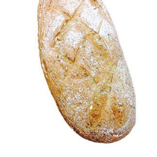 Nurmileipa kolmen viljan leipa