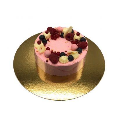 Nurmileipa Marjakuningatar kakku